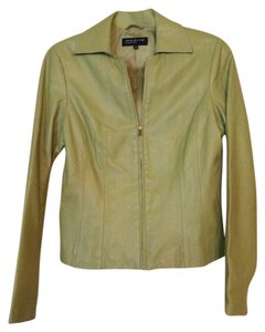 Jones NY Collection Leather Jacket