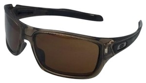 Oakley OAKLEY Sunglasses TURBINE OO9263-02 Brown Smoke Frame w/Bronze