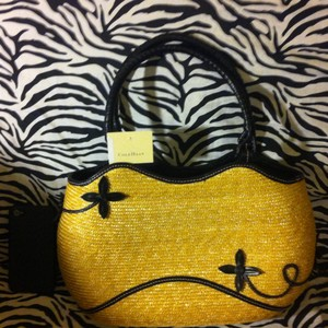 Cole Haan New With Tags Straw Tote