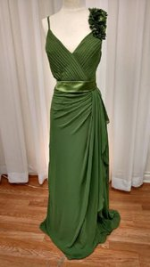 Bari Jay Forest Green 403 Barijay Dress