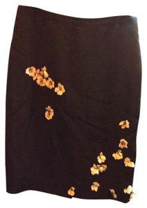 Lanvin Skirt Black