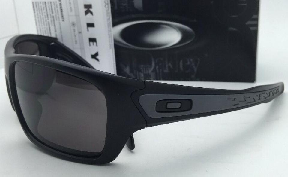 aaaf4ed322b Oakley Turbine Oo9263-01 Matte Black Frame W  Warm Grey W  Sunglasses