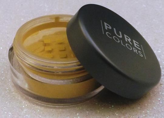 "Other New Pure Color #41 ""Sunflower"" Eye Shadow Mineral Powder Makeup -- Sealed"