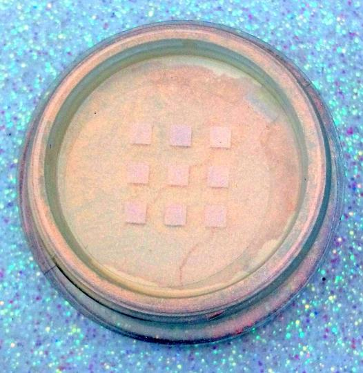 """Other New Pure Colors #84 """"Orange Diamond"""" Eye Shadow Mineral Powder Makeup - Sealed"""