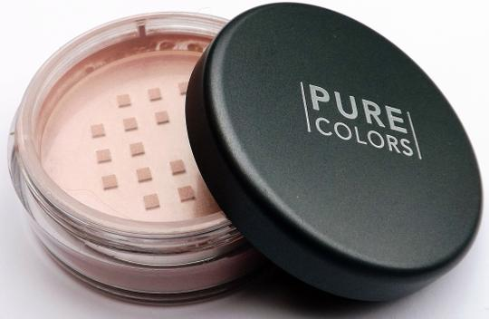 """Other New Pure Colors """"Pink Mist"""" Mineral Powder Blush Makeup - Sealed"""