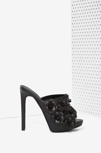 Jeffrey Campbell Mule black Mules