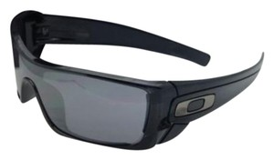 Oakley Oakley Sunglasses BATWOLF OO9101-01 Black Ink Frame w/Black Iridium