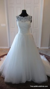 David Tutera For Mon Cheri Isobel 114273 Wedding Dress