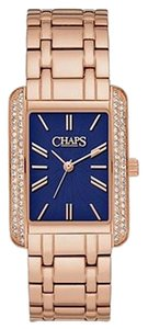 Chaps Chaps Women's Reece Rose Gold-Tone Three-Hand Watch CHP3032
