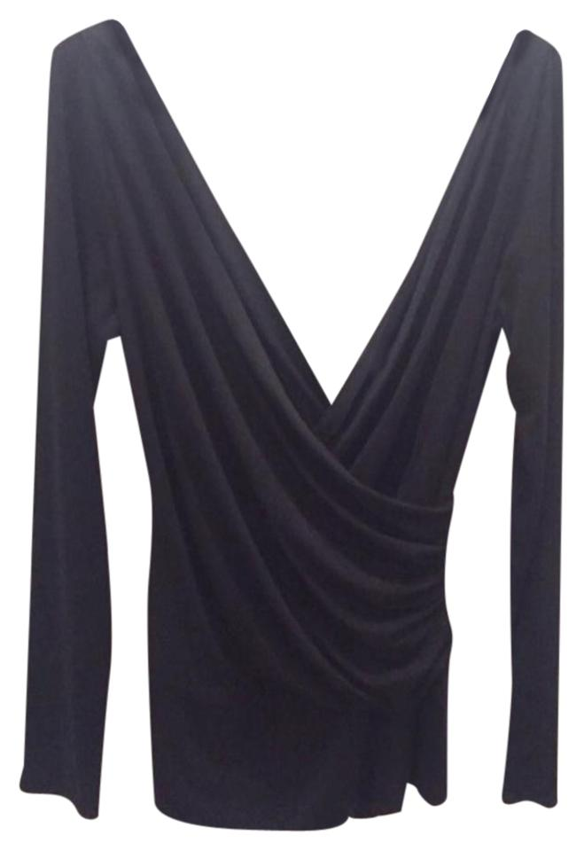 Laundry By Design Black None Top 82 Off Retail