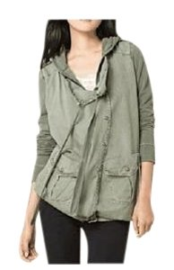 Juicy Couture Anorak Anaorak Military Jacket