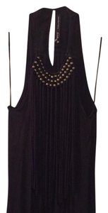 Black Maxi Dress by Zara