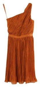 Club Monaco One Cut Out Pleated Formal Homecoming Dress
