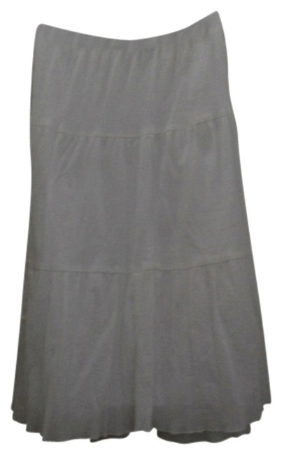 Preload https://item5.tradesy.com/images/a-byer-cotton-tiered-skirt-white-1948359-0-0.jpg?width=400&height=650