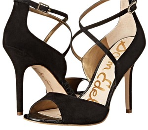 Sam Edelman Black suede Formal