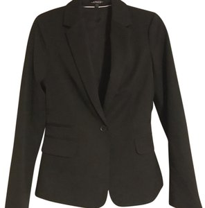 Express Black Suit Jacket