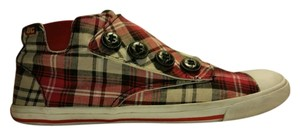 BC Footwear Plaid multicolor Athletic