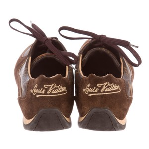 Louis Vuitton Pattern Prints, Brown Athletic