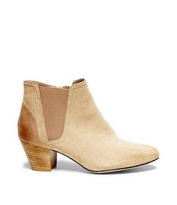 Steve Madden Ankle Taupe Boots