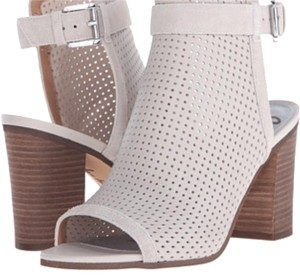 Sam Edelman Grey Nappa leather Sandals