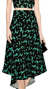 A.L.C. Skirt Green and black