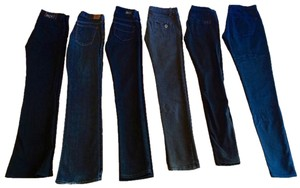 EARL JEANS, PAGE, KILLAH, MISS SIXTY, ROXY, JAMES JEANS Skinny Boot Cut Flair Straight Leg Jeans