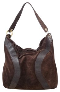 LAI Suede Leather Italy Shoulder Bag