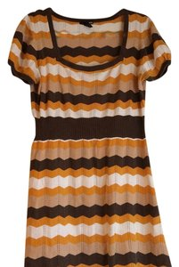 H&M T Shirt Brown