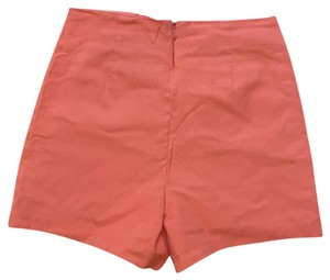 Bullhead Denim Co. Dress Shorts Orange