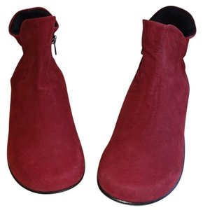 Arcopedico RED/BURGUNDY Boots