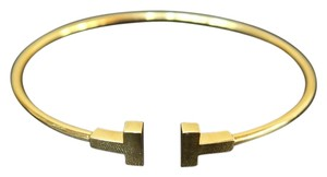 Tiffany & Co. Tiffany & Co. Narrow T Bracelet