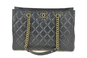Chanel Shopper Shoulder Bag