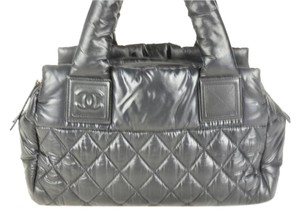 Chanel Coco Tote in Black
