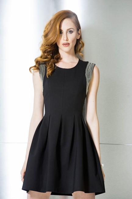 Kaii Designer Fall 2015 Not Yet Embellished Sexy Sleek Fitting Buisness Boss Cute Form Fitting Coture Dress