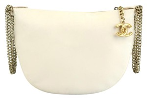 Chanel Wristlet in Pale Pink