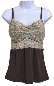 Wendy Glez Top Brown