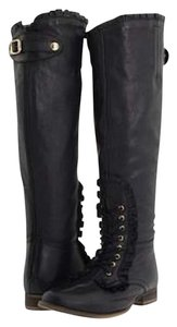 Betsey Johnson Rally black Boots