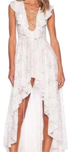 White Maxi Dress by The Jetset Diaries
