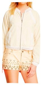 Free People Ivory Jacket