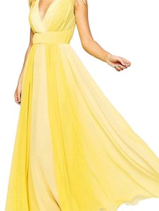 Yellow Maxi Dress by ASOS