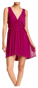 Free People short dress Dahlia (Fuschia) on Tradesy