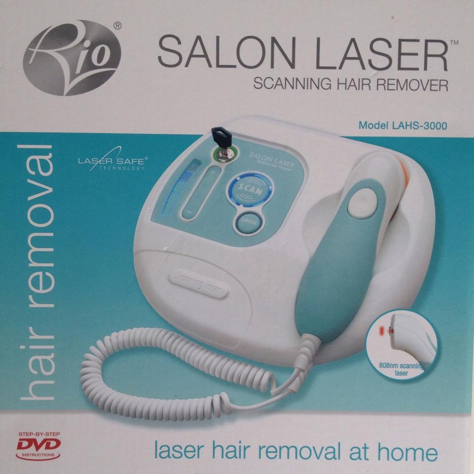 rio salon laser hair removal system instructions