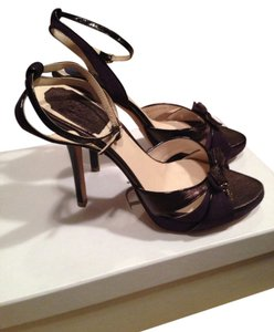 Dior Plum Purple Sandals