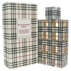 Burberry Brit NEW in Box BURBERRY BRIT 3.4 oz edp Perfume