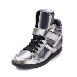 Monika Chiang Gunmetal Chrome Athletic