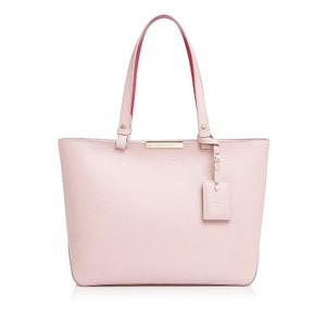 Longchamp Le Foulonne Medium City Tote in Girl Pink