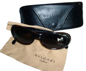 BVLGARI brown Bvlgari plastic sunglasses