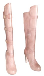 Saks Fifth Avenue Knee High Leather brown Boots