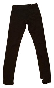Club Monaco Black Leggings