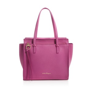 Salvatore Ferragamo Amy Tote in Anemone